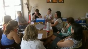 reunion con colegas min desarrollo social