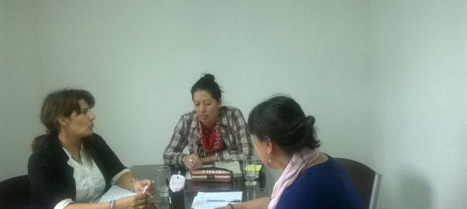 Organización de la Jornada de Políticas Públicas de Niñez en Reconquista