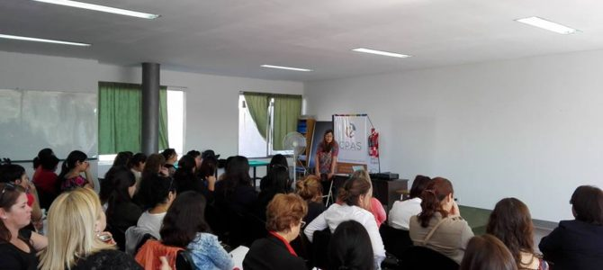 El CPAS organizó la «Primera Jornada de Políticas Públicas de Niñez, Adolescencia y Familia» en Reconquista