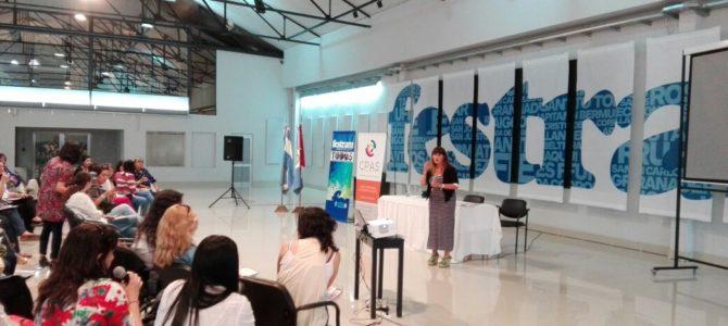 El CPAS realizó la Primer Jornada sobre «Ejercicio Profesional y Condiciones Laborales»