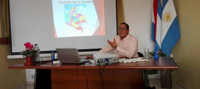 Seminario Internacional «Escenarios e intervención en territorios altamente conflictivos»