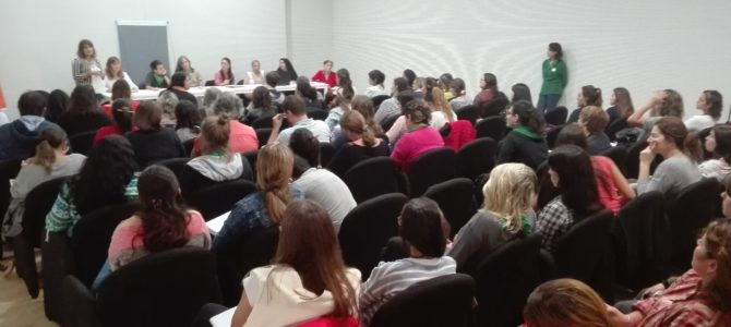 Se realizó la  Jornada de Posicionamientos desde TS en el marco de la despenalización del aborto.