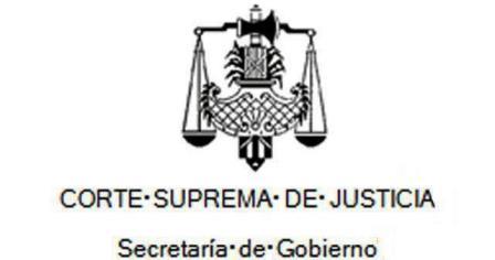 Concursan cargo de Auxiliar Social para Juzgado de Menores en Rafaela