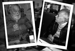 Norberto Alayón entrevista a Osvaldo Bayer