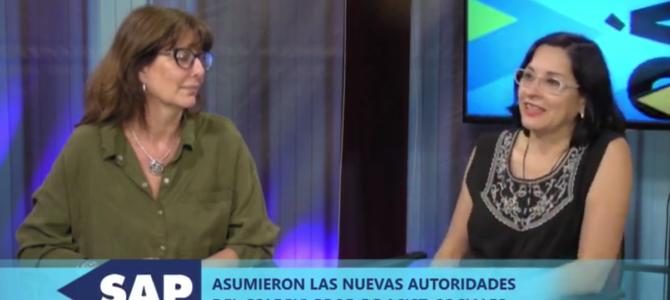 Entrevista a Sandra Vergara y Maricel Salera