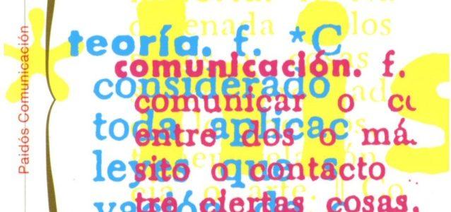 Historia de las Teorías de la Comunicación – Mattelart