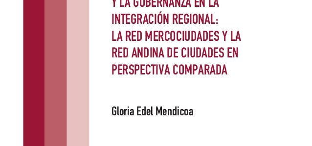 Redes municipales y gobernanza – Mendioca G.