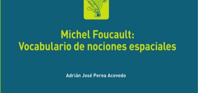 Vocabulario de nociones espaciales – Perea Acevedo Foucault