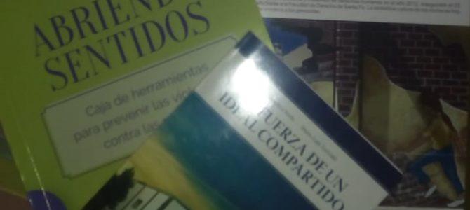Libros incorporados a la Biblioteca del CPAS