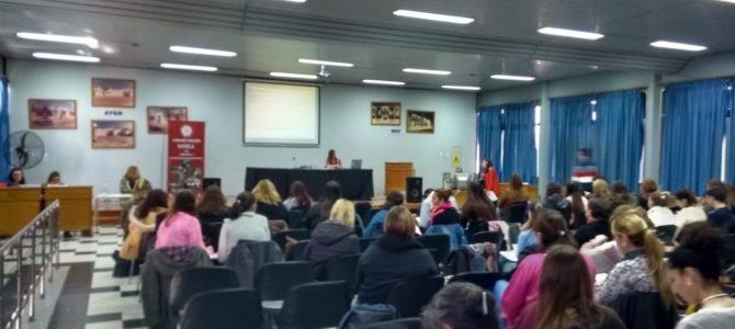 Se realizó en Rafaela la «1º Jornada de Prevención y Promoción de la Salud en Torno a los Consumos Problemáticos de Sustancias»