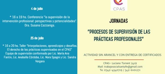 Se realizará la segunda Jornada de «Procesos de Supervisión de las prácticas profesionales»