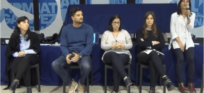 Nota a Silvia Nadalich y Florencia Rodríguez del Centro de Asistencia a la Víctima
