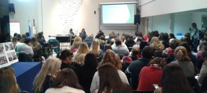 Se realizó el encuentro «La perspectiva de Género en las prácticas profesioales»