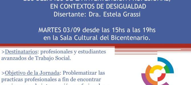 Jornadas de Formación en Reconquista