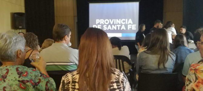 El CPAS participó en la jornada de trabajo Ley Micaela