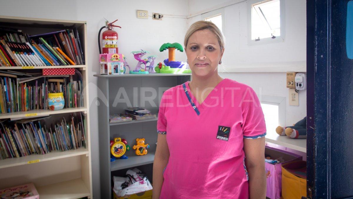 Lic. Leticia Martínez: Cuarentena en la Casa de las Madres del Hospital de Niños