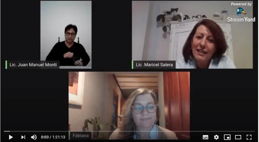 Video: Conferencia Intervención Social en Emergencia