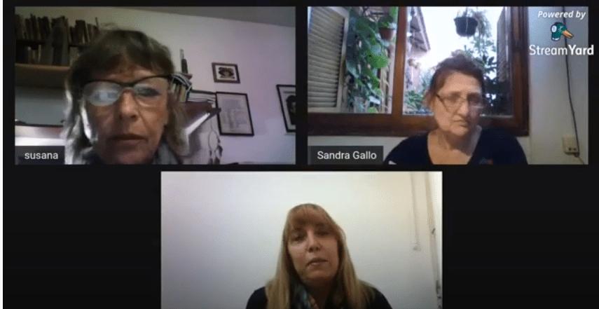Video: Ciclo de Conferencia Intervención Social en Emergencia. Susana Cazzaniga-Sandra Gallo