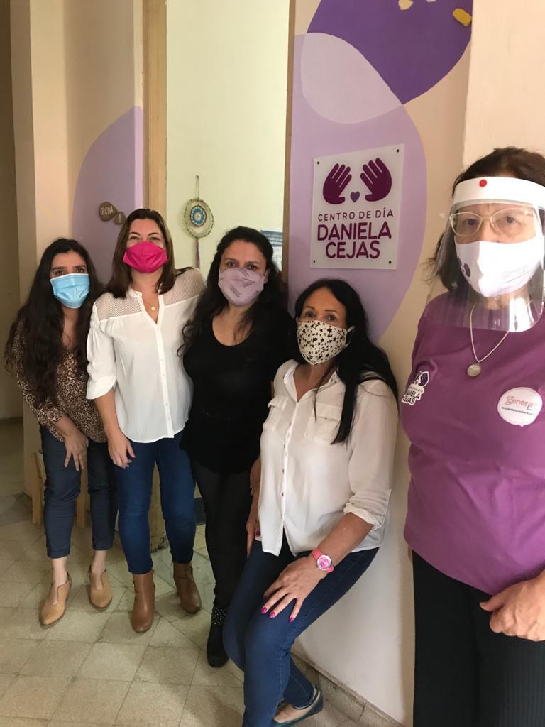 Se inauguró el Centro de Día Daniela Cejas