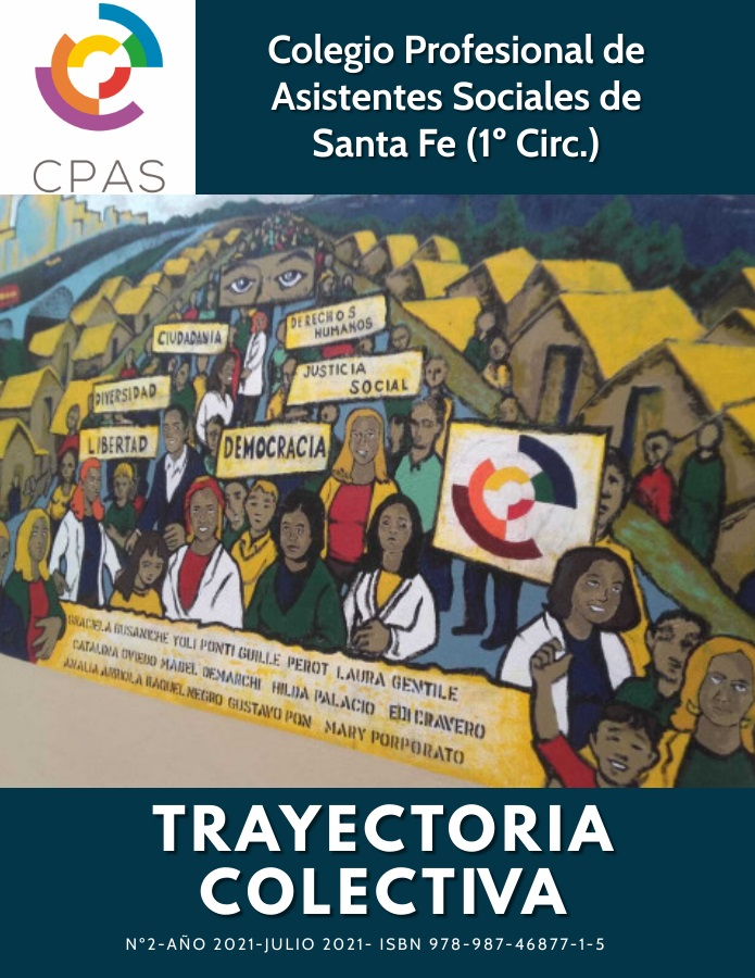 Revista Trayectoria Colectiva – Julio 2021