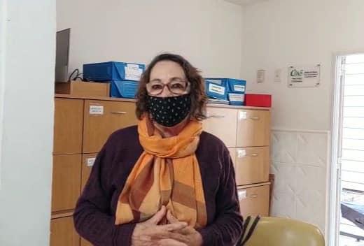 Laurita Bacca se despide de la secretaría del CPAS