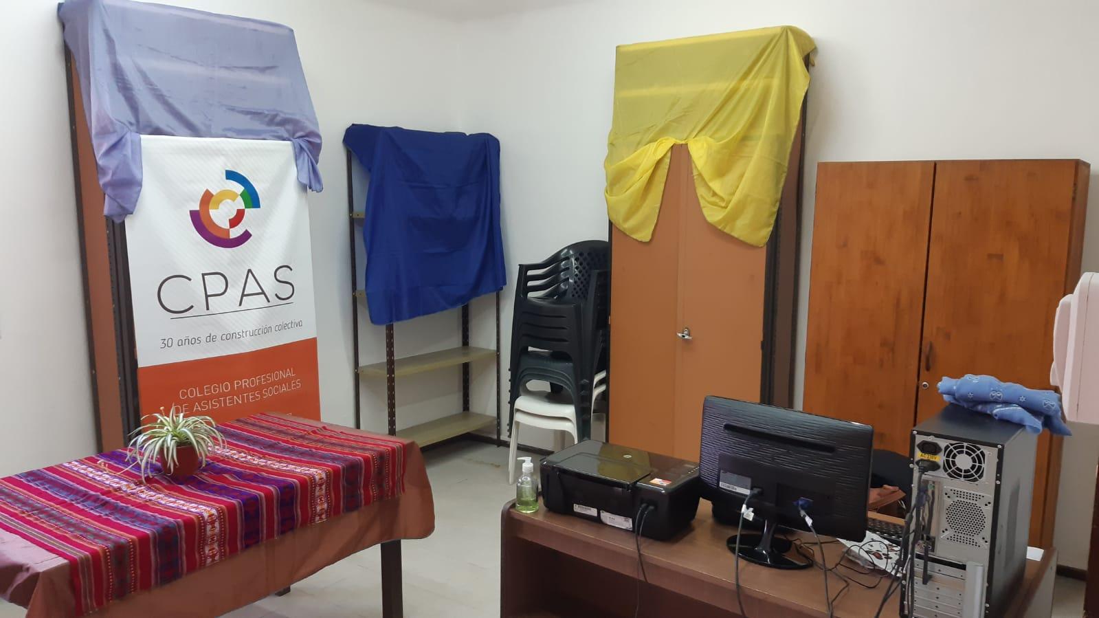 Se inauguró la sede propia del CPAS en Reconquista